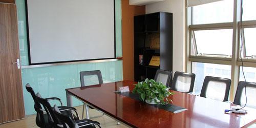 律师事务所小会议室