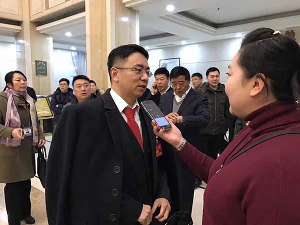 """张嘉良出席2017吉林""""两会""""荣获省政协优秀委员"""